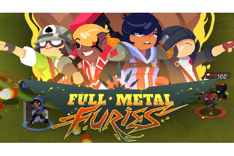 Full Metal Furies – Game Side Story