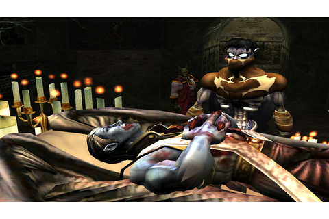 Legacy of Kain: Defiance - A Video Game Retrospective ...