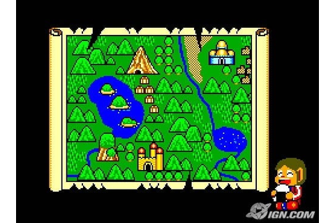 Alex Kidd: Miracle World Screenshots, Pictures, Wallpapers ...