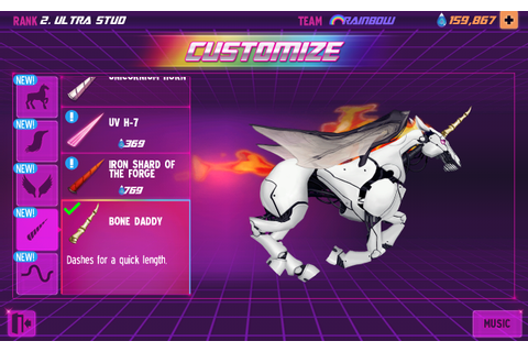 Robot Unicorn Attack 2 - Android-apps op Google Play