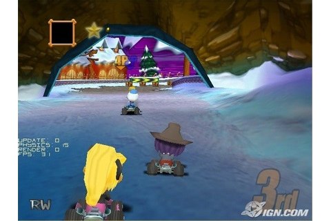 Myth Makers: Super Kart GP Screenshots, Pictures ...