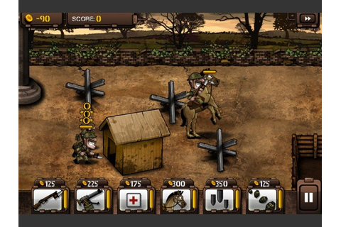 trenches 2 games