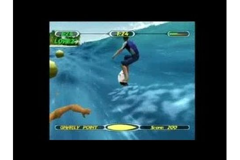 Championship Surfer Dreamcast Gameplay_2000_08_16_2 - YouTube
