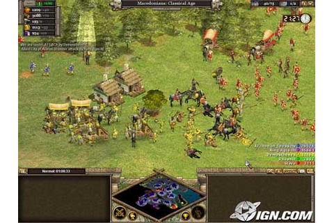 Rise of Nations: Thrones and Patriots Review - IGN