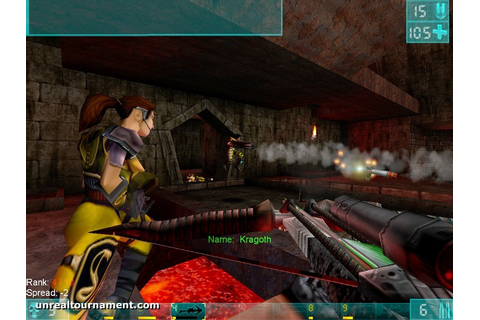 Unreal Tournament: Game of the Year Edition - Steam ...