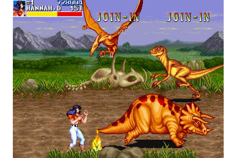 Cadillacs & Dinosaurs Game Download Free For PC Full ...