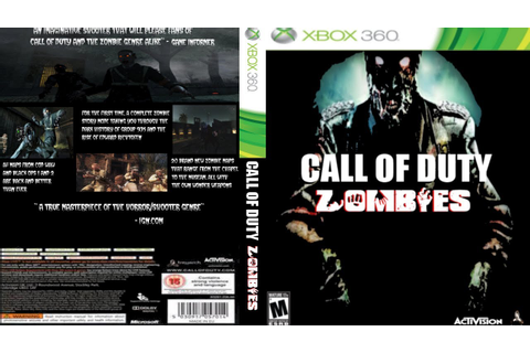 Call Of Duty Zombies Stand alone game concept art - By ...