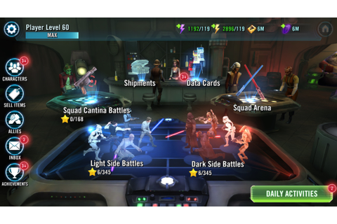 The Ultimate Guide – Star Wars: Galaxy of Heroes