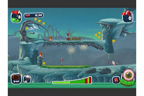 Worms Crazy Golf Game - Free Download Full Version For PC