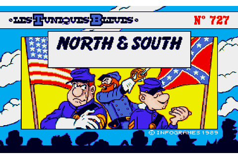 Indie Retro News: North and South - North meets South in ...