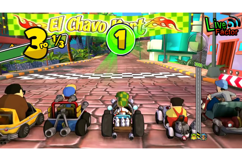 Gameplay - El Chavo Kart - Copa El Chavo - #Gameplay - YouTube