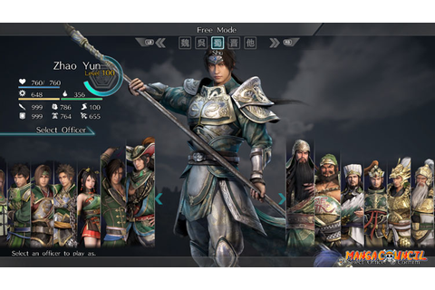 Dynasty Warriors 9 Save Game | Manga Council