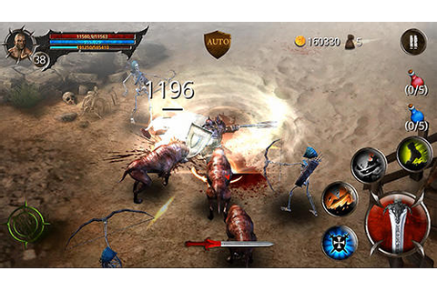 Blood warrior: Red edition for Android - Download APK free