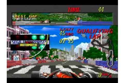 Super Monaco GP review - arcade version! - YouTube