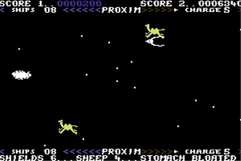 Download Sheep in Space (Commodore 64) - My Abandonware