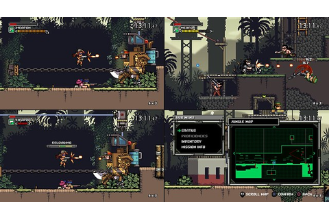 Mercenary Kings On The Move To PS4 – PlayStation.Blog