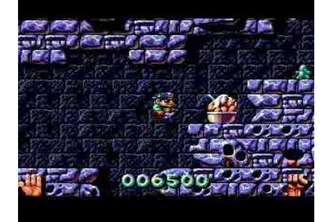 Magic Pockets (DOS) - Game Play - YouTube