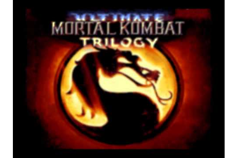Ultimate Mortal Kombat Trilogy (UMKT) - Main Menu - YouTube