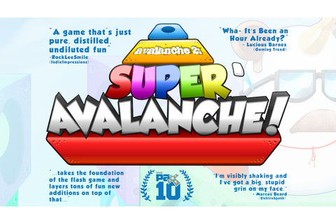Avalanche 2: Super Avalanche / Gameru.net