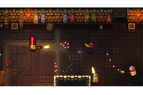 Enter the Gungeon - FREE DOWNLOAD | CRACKED-GAMES.ORG