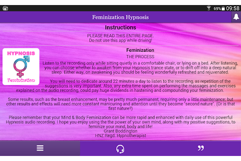 Feminization Hypnosis - Android Apps on Google Play
