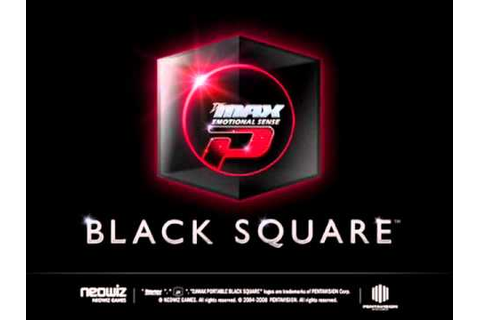 Djmax Portable Black Square OST - Black SQ (Title Theme ...