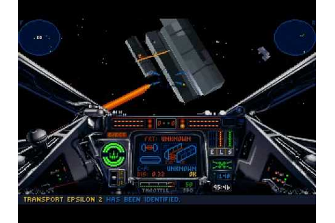 Star Wars - X-Wing - Gameplay - YouTube