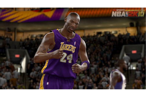 NBA 2K10 Review - Gaming Nexus