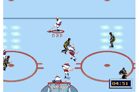 NHL All-Star Hockey 95 (USA) ROM