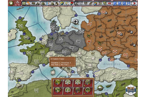 Gary Grigsby's World at War: A World Divided PC | GameWatcher