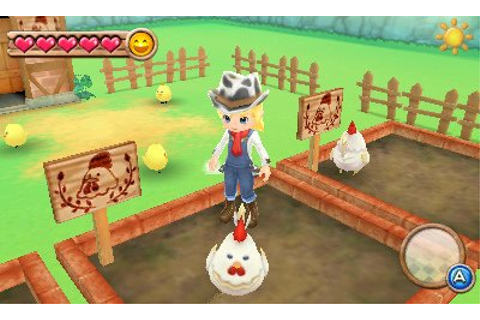 Harvest Moon 3D: A New Beginning Review | Rice Digital