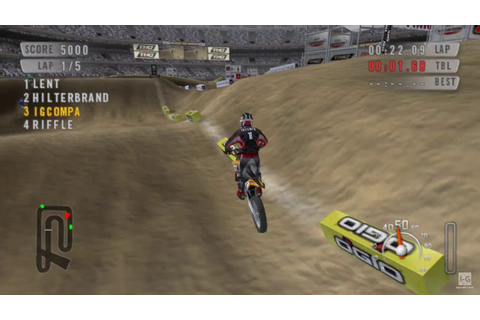 MX vs. ATV: On the Edge PSP Gameplay HD - YouTube