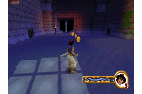 Aladdin in Nasira's Revenge PC Game Full Version ...