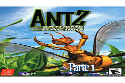 Antz Extreme Racing - Gameplay - Parte 1 - Español - PS2 ...