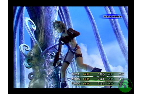 Final Fantasy X-2 PS2 ISO – PPSSPP PS2 APK Android Games ...