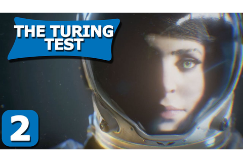 The Turing Test Part 2 - Riluzole - The Turing Test Steam ...