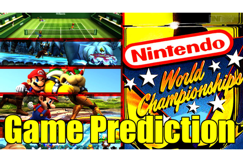 Nintendo World Championships: Game Predictions - What ...