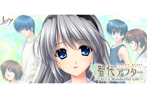 Tomoyo After ~It's a Wonderful Life~ English Edition on Steam