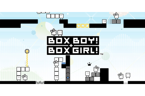 [19+] BoxBoy! + BoxGirl! Wallpapers on WallpaperSafari