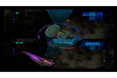 Star Trek Encounters - PS2 Gameplay - YouTube