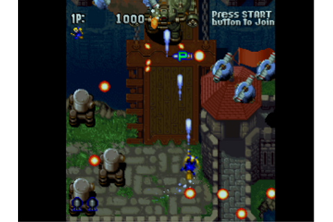 Play Mobile Light Force - GunBird Sony PlayStation online ...