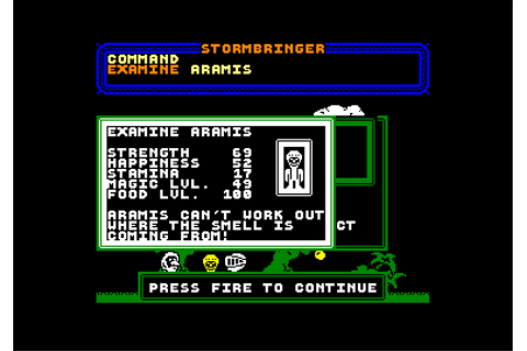 Download Stormbringer (Amstrad CPC) - My Abandonware