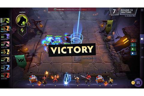 Valve's Dota Underlords Auto Chess Game Is A Multiplayer ...