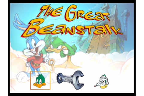Play Tiny Toon Adventures - The Great Beanstalk Sony ...