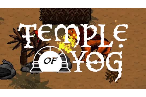 TEMPLE OF YOG | Wii U-downloadsoftware | Games | Nintendo