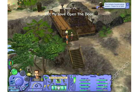 The Sims: Castaway Stories full game free pc, download ...