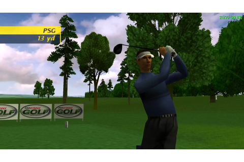 ProStroke Golf: World Tour 2007 Download Game | GameFabrique