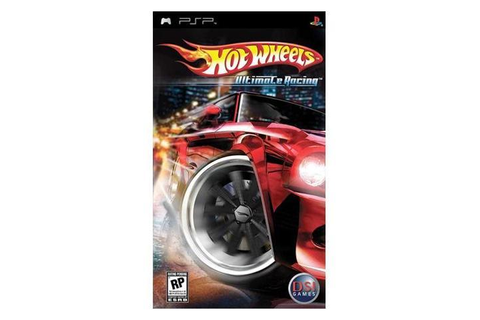 Hot Wheels: Ultimate Racing PSP Game DSI GAMES - Newegg.com