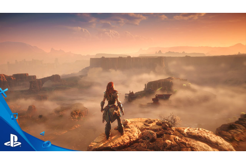 Horizon Zero Dawn - E3 2016 Gameplay Video | Only on PS4 ...