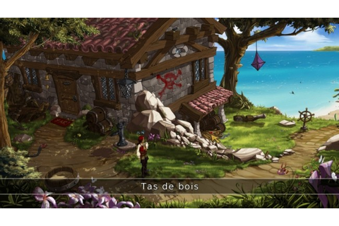 Captain Morgane: La tortue d'or - PS3 - Jeux Occasion Pas ...